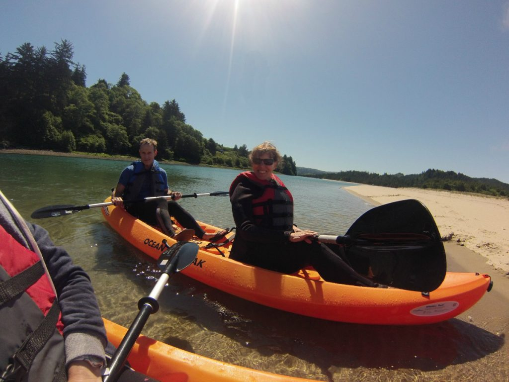 Salmon River Kayak Tours