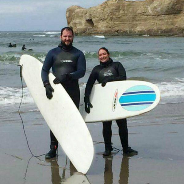 Oregon Coast Private Surfing Lessons