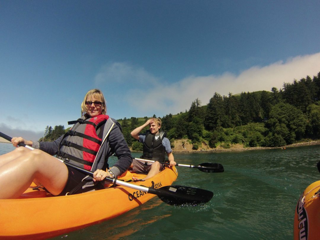 Oregon Coast Kayak Rentals