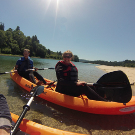 Oregon Coast Kayak Tours