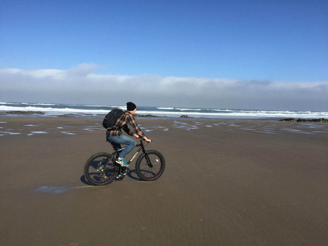 Fat Tire Bike Rentals Lincoln City Oregon