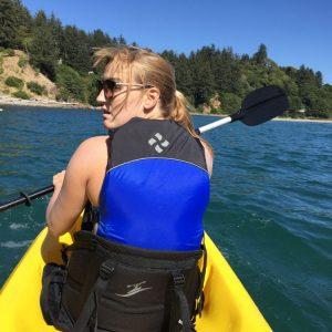 Kayak Tours Lincoln City, Oregon