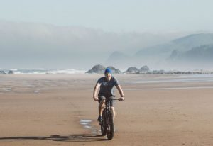 Roads End Fat Bike Ride Lincoln City