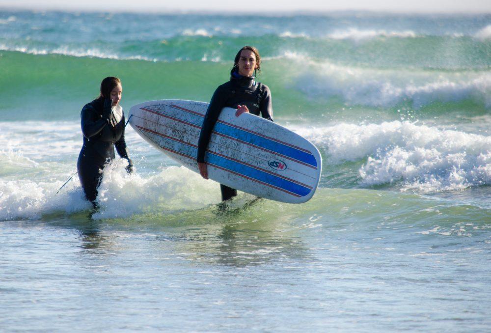Oregon Coast Surfing Lessons