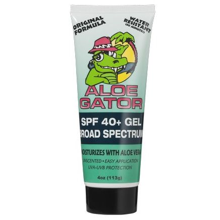Aloe Gator Sun Protection