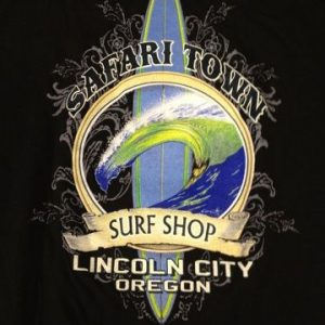 Safari Town Women's Island Gun T-Shirt