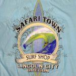Safari Town Women's Island Gun T-Shirt