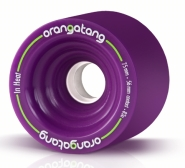 Orangatang Wheels In Heat Purple