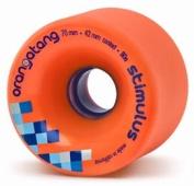 Orangatang Stimulus Orange Wheels