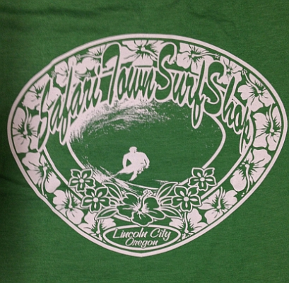Safari Town Original Logo Tee
