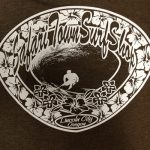 Safari Town Original Logo Tee Brown