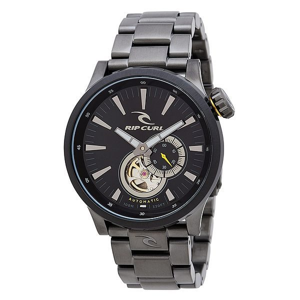 Rip Curl Recon Auto Watch Gunmetal