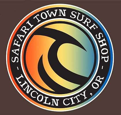 Safari Town Clean Wave Tee
