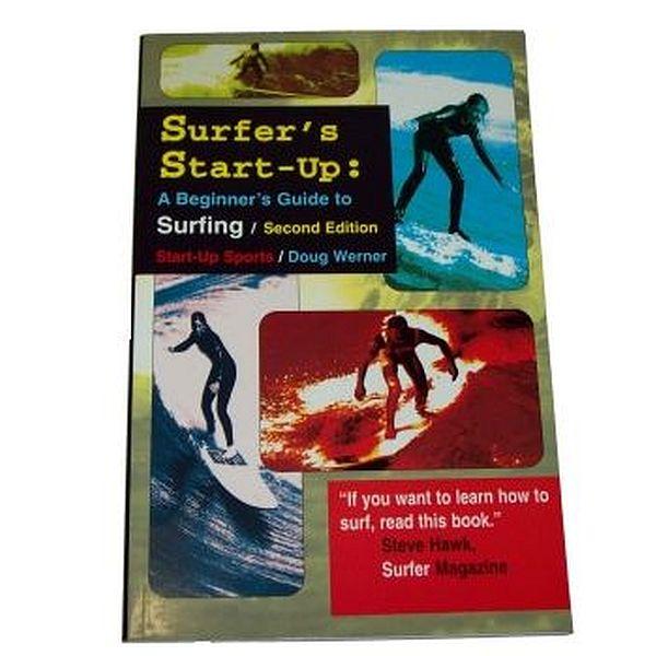 Surfer Start Up Book