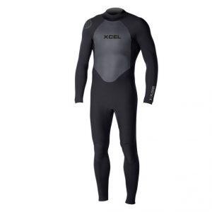 Men's Xcel 5/4 Xplorer Wetsuit