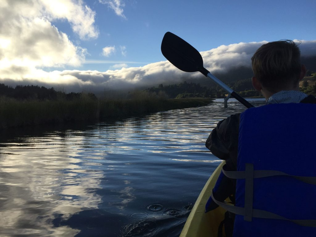 Oregon Coaast Kayak Rentals