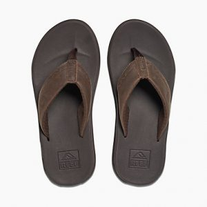 Men's Reef Phantom LE Brown Tribal