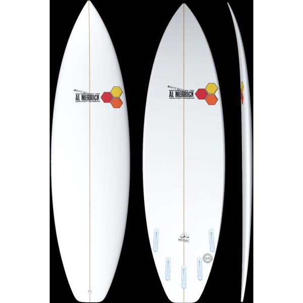 Channel Islands Fred Rubble Surfboard