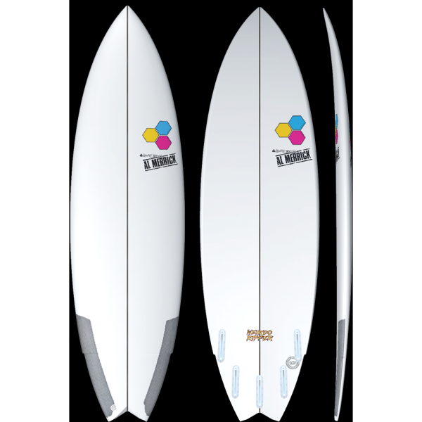 Channel Islands Weirdo Ripper Surfboard