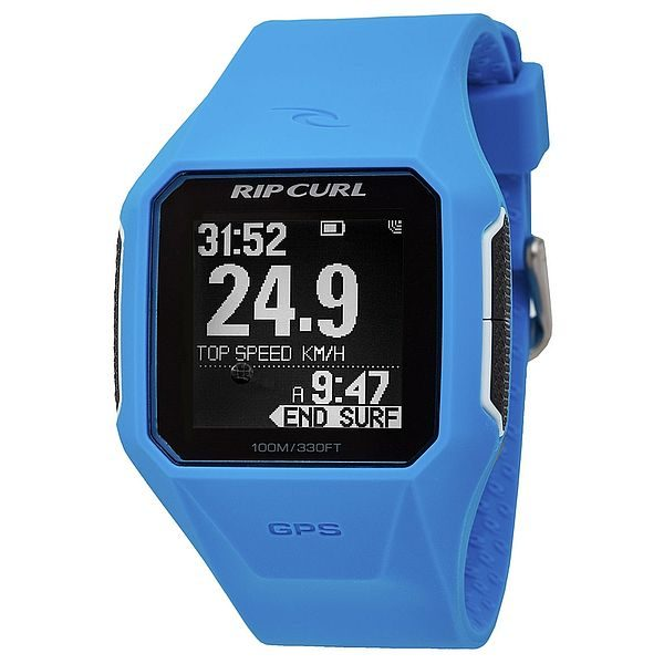 Rip Curl Search GPS Blue Watch
