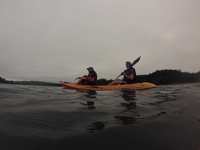 Oregon Coast Kayak Tour Guides