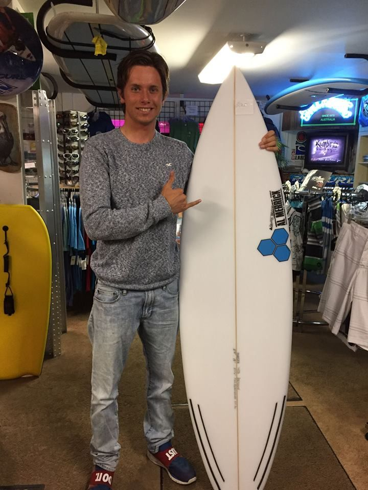 Channel Islands Peregrine Surfboard Review by Deklyn Wood