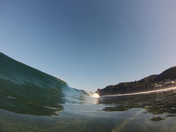 Morning Glass Wave Image