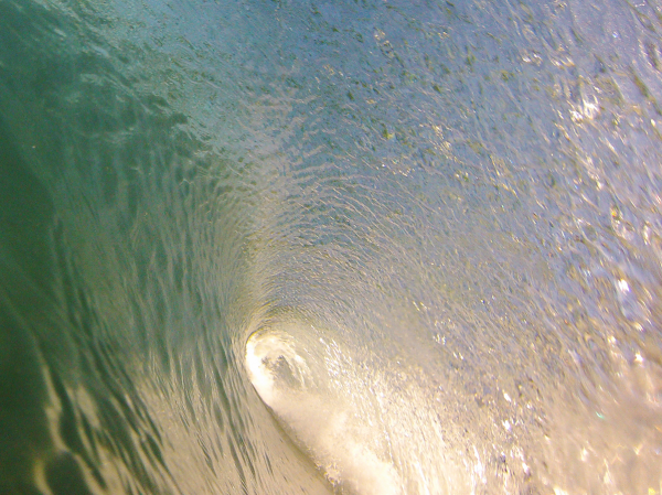 Sunrise Wave Prism