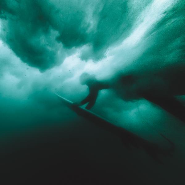 Duck Dive Wave Image