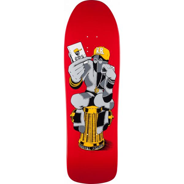 Powell Peralta Ray Barbee Hydrant Skateboard Deck