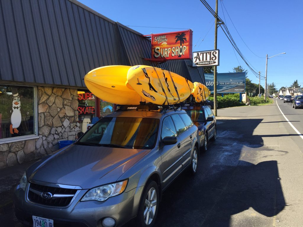 Safari Town Kayak Tours