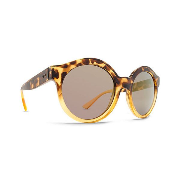 Dot Dash Hush Leopard Tortoise Pink Sunglasses
