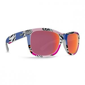 Dot Dash Poseur Zebra Sunglasses