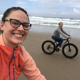 Neskowin Fat Bike Beach Ride