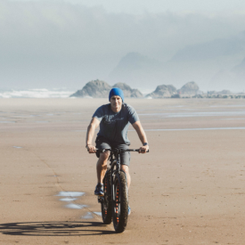 Oregon Coast Fat Bike Tours