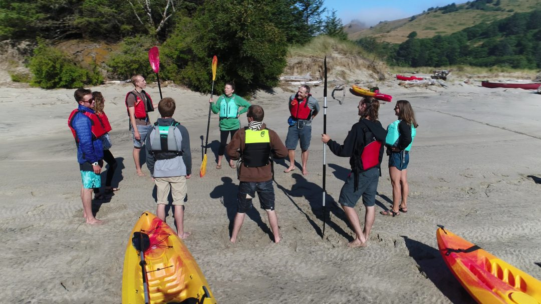 Lincoln City Guided Kayak Tours