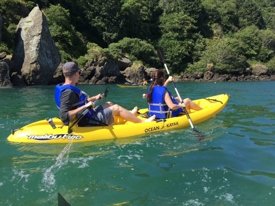 Lincoln City Kayak Tours
