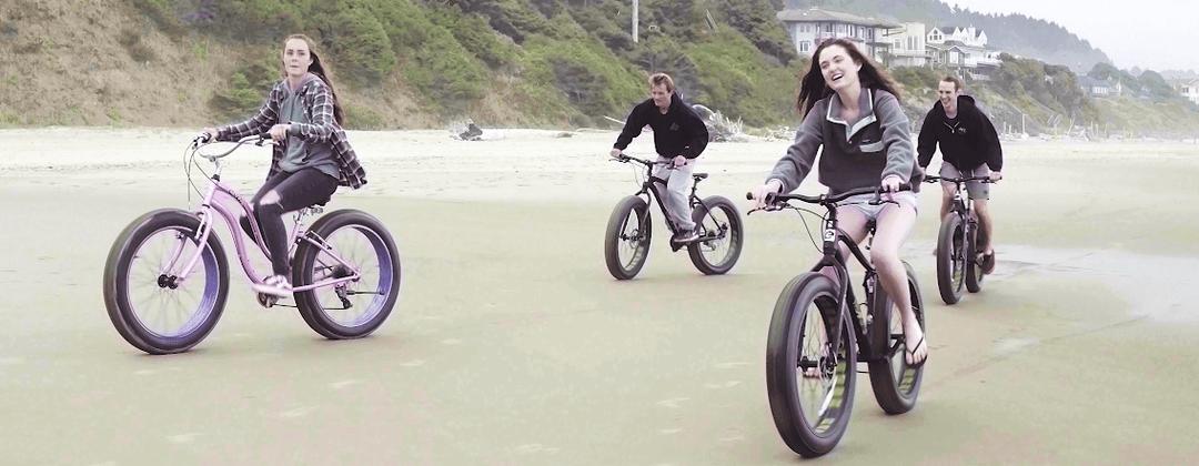 Fat Bike Rentals Lincoln City Oregon