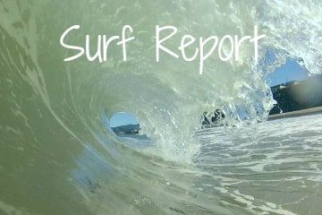Oregon Coast Surf Report