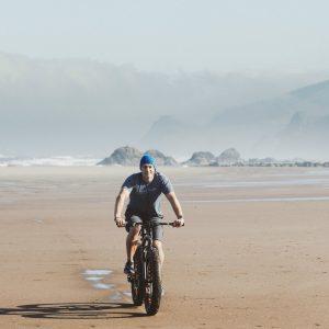 Siletz Bay Fat Bike Beach Ride Guided Tour