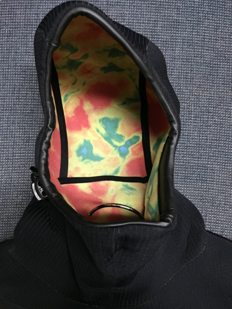 Xcel Comp X Hooded Wetsuit with TDC lined hood