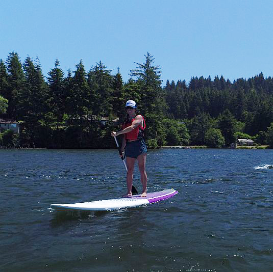 Stand up Paddle Board Rentas   Lincoln City Oregon