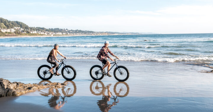 Fat Biking Lincoln city