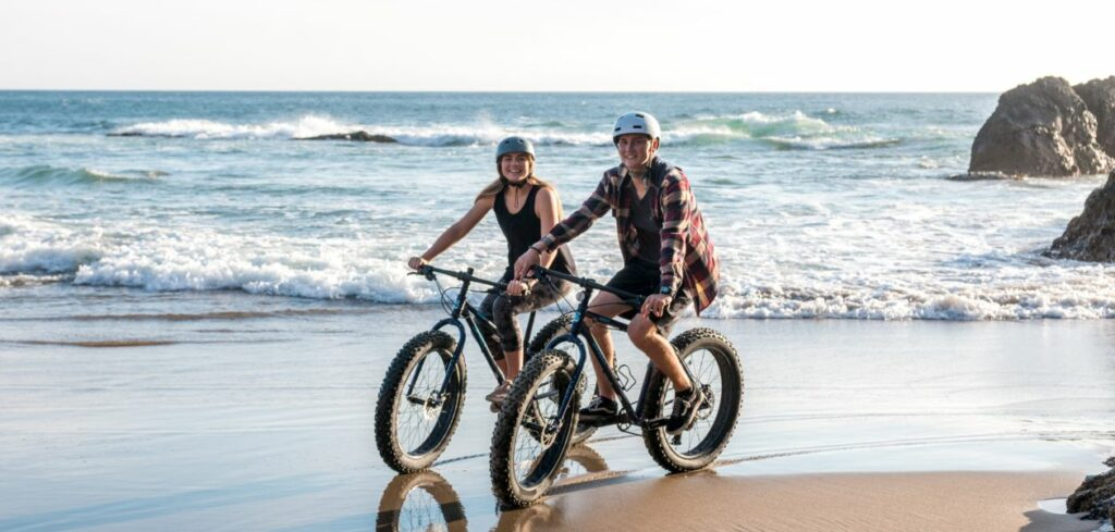 Fat Biking The Oregon Coast