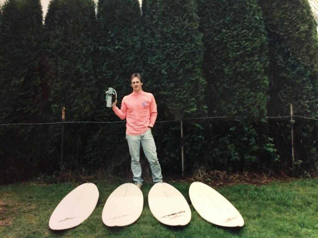 Safari Town Surfboards