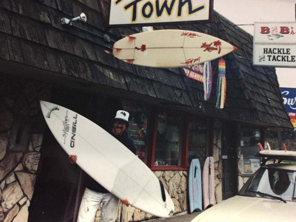 Safari Town Surf Shop