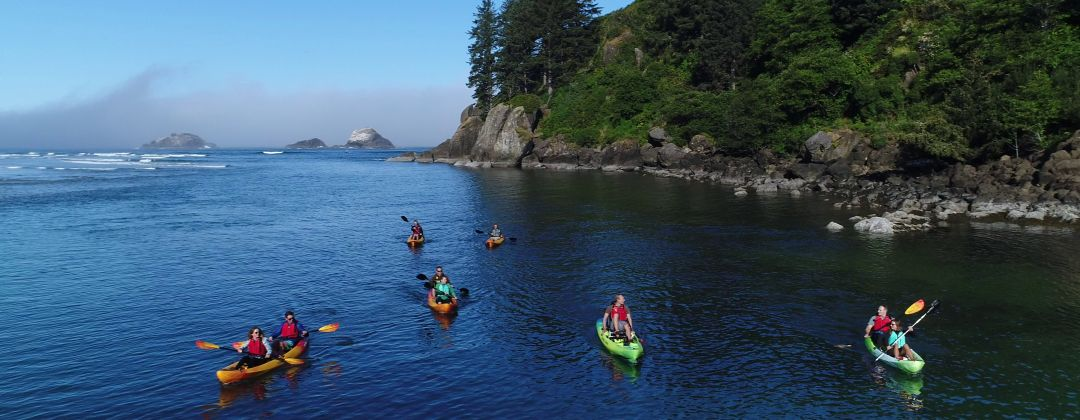 Oregon Coast Kayak Adventures