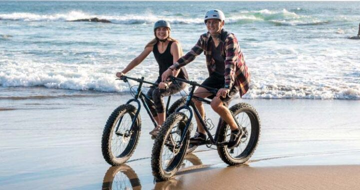 Oregon Coast Fat Bike Rentals & Tours